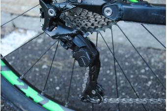 Shimano  Deore XT dyna-sys 11