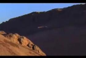 NWD dans le désert de Gobi