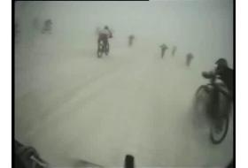 Caméra embarquée sur la Mountain of Hell